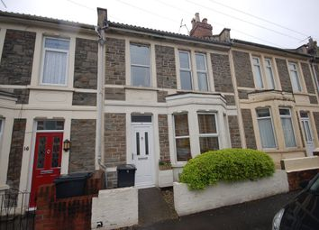Thumbnail 3 bed terraced house for sale in Hill Street, St. George, Bristol