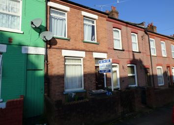 Thumbnail 2 bed terraced house to rent in Butin Rd, Luton