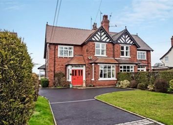 Thumbnail 3 bed semi-detached house for sale in Caverswall Road, Blythe Bridge, Stoke-On-Trent
