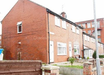 Thumbnail 2 bedroom end terrace house for sale in Cardwell Street, Oldham, Greater Manchester.
