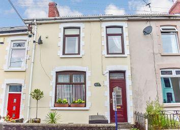 3 bed terraced house for sale in Bettws Road, Brynmenyn, Bridgend . CF32
