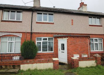 Thumbnail 2 bed terraced house for sale in Fforddisa, Prestatyn