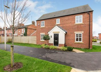 Thumbnail 3 bed detached house for sale in Muskett Drive, Northwich, Cheshire