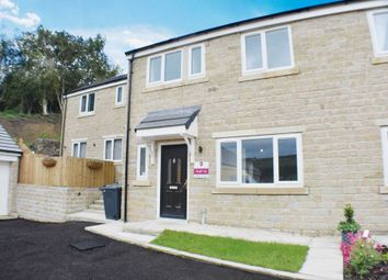Thumbnail 3 bed mews house for sale in Linthwaite Croft, Linthwaite, Huddersfield