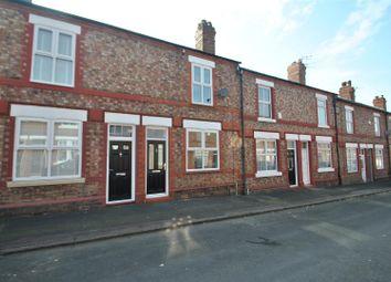 Thumbnail 2 bed terraced house for sale in Roman Road, Stockton Heath, Warrington