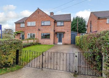 Thumbnail 3 bed semi-detached house for sale in Olivers View, Brandsby, York