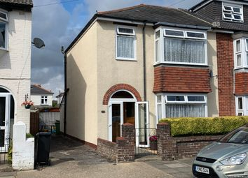 Thumbnail Semi-detached house for sale in Compton Road, Portsmouth