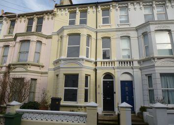 Thumbnail 4 bed terraced house for sale in Vicarage Road, Hastings