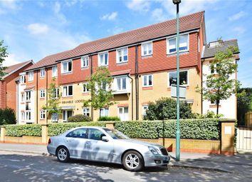 Thumbnail 2 bed flat for sale in Brambledown Road, Wallington, Surrey