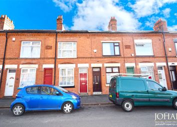 Thumbnail 2 bed terraced house to rent in Balfour Street, Leicester, Leicestershire