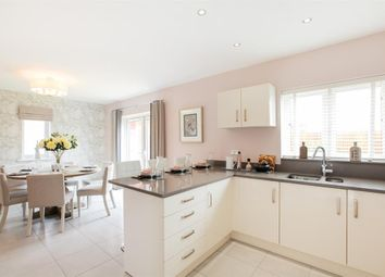 "Thumbnail 3 bed detached house for sale in ""Woodhouse"" at Mansfield Business Park, Lymington Bottom Road, Medstead, Alton"