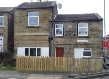 3 bed semi-detached house for sale in Church Street, Paddock, Huddersfield HD1