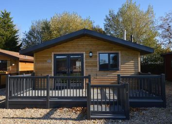 Thumbnail 3 bed mobile/park home for sale in Sidmouth Road, Rousdon, Lyme Regis