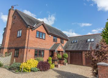 Thumbnail 5 bed detached house for sale in Park Lane, Walton, Lutterworth