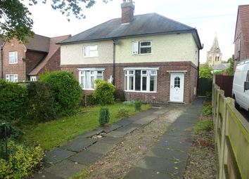Thumbnail 2 bed semi-detached house to rent in Alfreton Road, Underwood, Nottingham