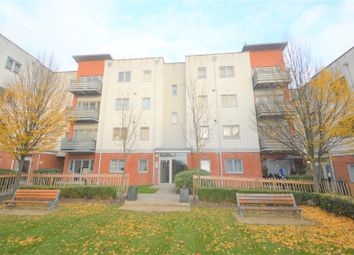 Thumbnail 1 bed flat to rent in Hawker Place, London
