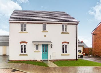 Thumbnail 4 bed detached house for sale in Maes Yr Ysgall, Coity, Bridgend.