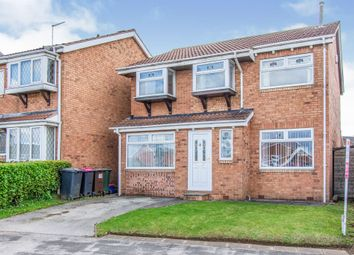 Thumbnail 4 bed detached house for sale in Yarwell Drive, Maltby, Rotherham