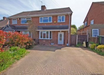Thumbnail 3 bed semi-detached house for sale in Salwarpe Road, Bromsgrove