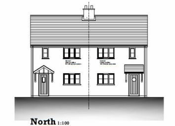 Thumbnail 3 bedroom semi-detached house for sale in Bay Tree Mews, Stratton, Cornwall