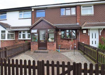 Thumbnail 3 bed terraced house for sale in Glebefarm Grove, Coventry
