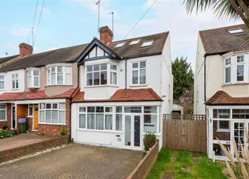 Thumbnail 4 bed property for sale in Meadow Close, Raynes Park