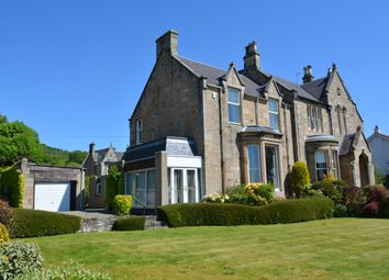Thumbnail 2 bed semi-detached house for sale in Kenilworth Road, Bridge Of Allan, Stirling