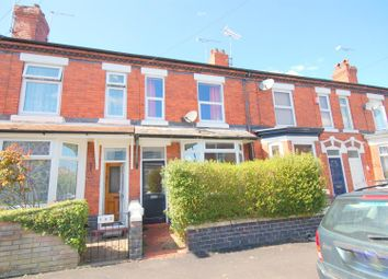 Thumbnail 2 bed terraced house for sale in Westminster Street, Crewe
