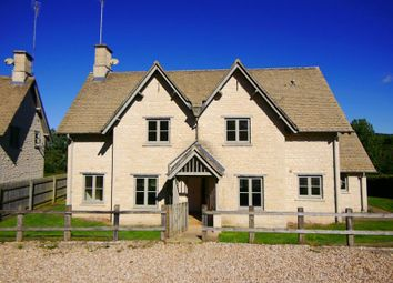Thumbnail 4 bed detached house to rent in Colesbourne, Cheltenham
