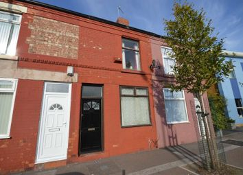Thumbnail 2 bed terraced house to rent in St. James Road, Birkenhead
