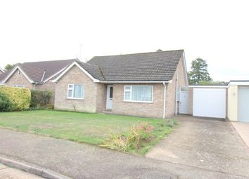 Thumbnail 3 bed detached bungalow for sale in Knowles Close, Brampton, Huntingdon
