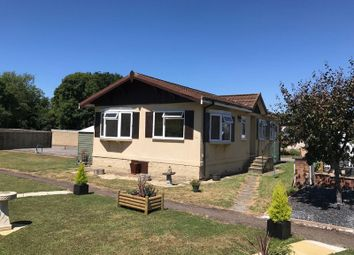 Thumbnail 3 bed mobile/park home for sale in Greenacres Park, Meysey Hampton, Cirencester