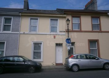 Thumbnail 4 bedroom shared accommodation to rent in Clifton Place, Plymouth, Devon