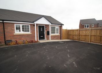 Thumbnail 2 bed bungalow for sale in Hill Top View, Crow Trees Lane, Bowburn