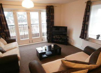 Thumbnail 1 bedroom flat to rent in Merridale House, Compton Road, Compton, Wolverhampton