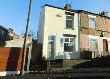 Thumbnail 2 bedroom end terrace house for sale in Bow Street, Edgeley, Stockport