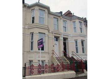 Thumbnail 7 bed terraced house for sale in Fellowes Place, Plymouth