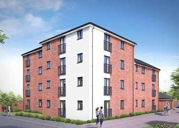 "Thumbnail 2 bed flat for sale in ""The Byron"" at Arnold Lane, Gedling, Nottingham"