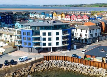 Thumbnail 3 bedroom flat for sale in Pierhead, Exmouth, Devon