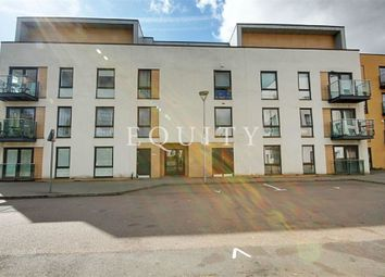 Thumbnail 2 bed flat for sale in Faraday House, Velocity Way, Enfield