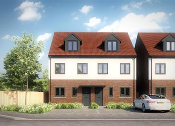 Thumbnail 3 bed property for sale in Golden Meadows, Hartlepool