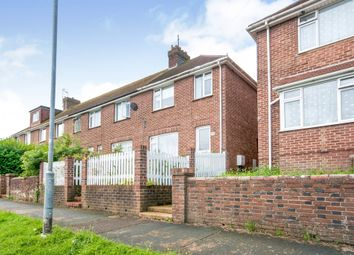 Thumbnail End terrace house for sale in The Rose Walk, Newhaven