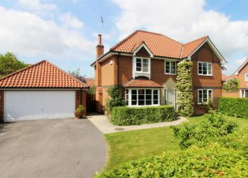 Thumbnail 4 bed detached house for sale in Manor Park, Beverley