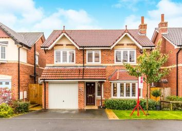 Thumbnail 4 bedroom detached house for sale in Napier Drive, Horwich, Bolton, Greater Manchester