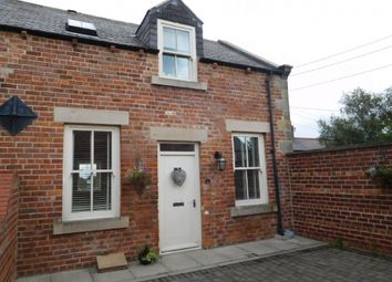 Thumbnail 2 bed terraced house to rent in Church Road, Backworth, Newcastle Upon Tyne