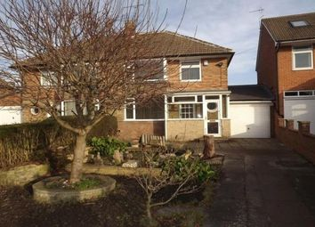 Thumbnail 3 bed semi-detached house to rent in Stenton Rd, Greenhill, Sheffield