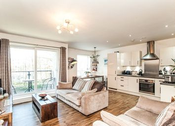Thumbnail 2 bed flat for sale in Blackwell House The Embankment, Nash Mills Wharf, Hemel Hempstead