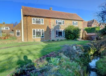 Thumbnail 4 bed detached house for sale in Westergate Street, Westergate, Chichester