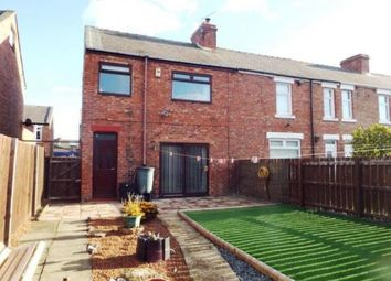 Thumbnail 2 bed semi-detached house for sale in Morris Street, Washington, Tyne And Wear