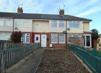 Thumbnail 2 bed terraced house for sale in Bloomfield Avenue, Wold Road, Hull